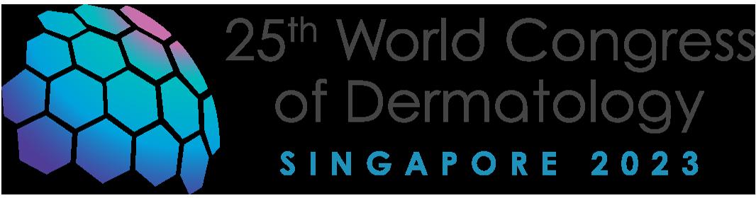 25th World Congress of Dermatology Singapore 2023